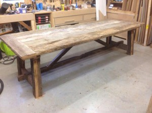 French Oak Tables Made To Order